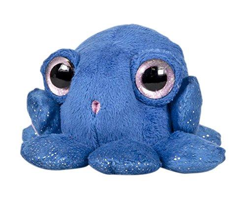 Famosa Softies - Peluche Pulpo, color azul oscuro (700012810)