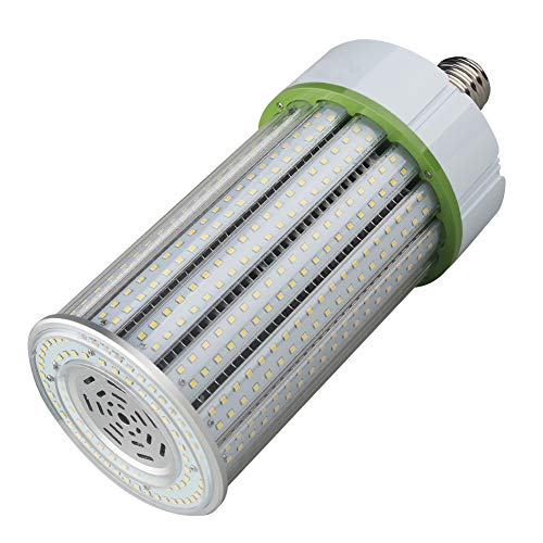 240W LED Corn Light UL-Listed 5000K Led Corn Bulb Mogul Base E39 Led Bulb 32400Lm High Lumen Light Bulbs Replacement 800W-1000W Metal Halide Bulb HPS Lamp Super Bright for High Bay Wall Pack