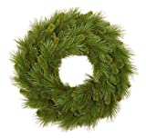Santa's Workshop 14602 Mixed Pine Wreath, 36'' ,,