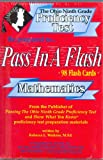 Pass in a Flash on the Ohio 9th Grade Proficiency Test Mathematics, Watkins, Rebecca, 1884183077