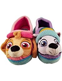 Best Discount Paw Patrol Skye And Everest Slippers For Girls