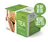 Weight Loss Tea Detox Tea Lipo Express Body Cleanse, Reduce Bloating, & Appetite Suppressant, 30 Day Tea-tox, with Potent Traditional 100% Naturals Herbs, Ultimate Way to Calm and Cleanse Your Body offers