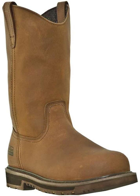 Men's McRae 11 inch Waterproof Pull - on Work Boots cheap - www ...