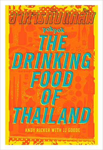 A cookbook featuring 50 recipes for Thai drinking food--an entire subset of Thai cooking that is largely unknown in the United States yet boasts some of most craveable dishes in the Thai canon, inspired by Andy Ricker's decades in Thailand and his be...