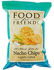 Food for Friends Food For Friends Lightly Salted Nacho Chips, 75 g