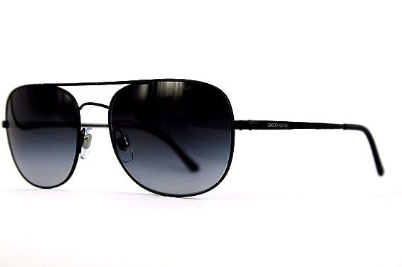 Gafas de Sol Giorgio Armani AR6012 MATTE BLACK - GREY ...