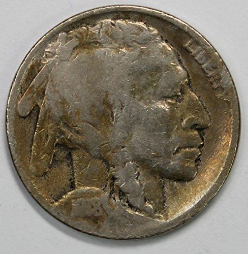 1918 S Buffalo Nickel 5c Very Good