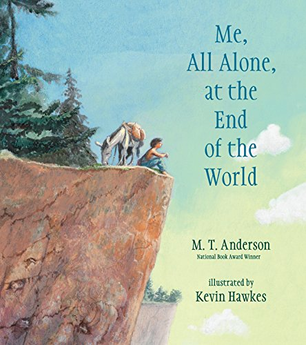 Me, All Alone, at the End of the World (The Boy At The End Of The World)