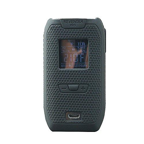 DSC-Mart Texture Case Vaporesso Revenger Mini Vape Mod Kit 85W Box Protective Silicone Skin Rubber Cover Sleeve Wrap Gel