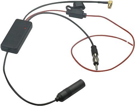 EZoneTronics DAB - Divisor de antena estéreo para radio de ...