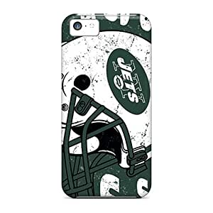 Durable New York Jets Back Case For Iphone 5/5S Cover