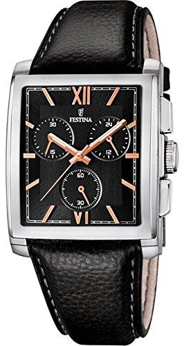 Festina Chronograph F16756/A Womens Quartz Watch