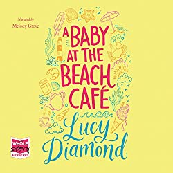 A Baby at the Beach Café