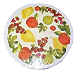 apple stove burner - Cooking Concepts Set of 4 Burner Covers ~ Fruit Medley (Apples, Pears, Grapes, Cherries)