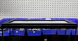 Innovative Marine DIY Aquarium Mesh Screen Lid Kit - 24x24 In