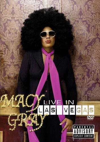 Macy Gray - Live in Las Vegas DVD