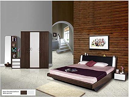 zuari furniture Full Hydraulic King Size Bedroom Package ...