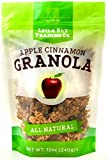 Leila Bay Trading Company Apple Cinnamon Granola, 12-Ounce Pouches (Pack of 3) For Sale