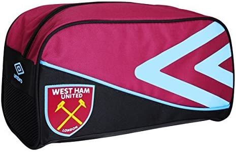 0456b159bf West Ham United FC Umbro Sac de chaussure de football: Amazon.fr ...