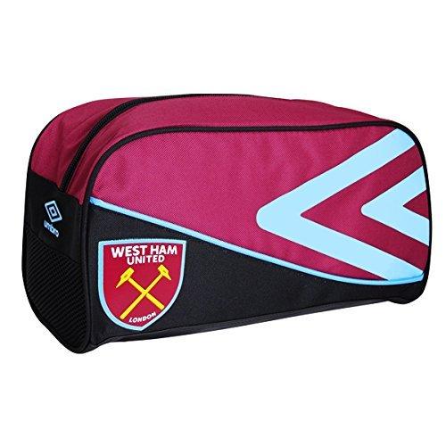 West Ham United FC Umbro Fußballschuh Tasche
