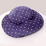 HOMEE Lunch Sleeping Pillow Was Sleeping Pillow Office Three-In-One Pillow Students Only Afraid of Restraint Summer Sleep Pillows Were Sleeping Pillow ,413218Cm, Lunch Break Hyun Mauve,Wave: Blue,4
