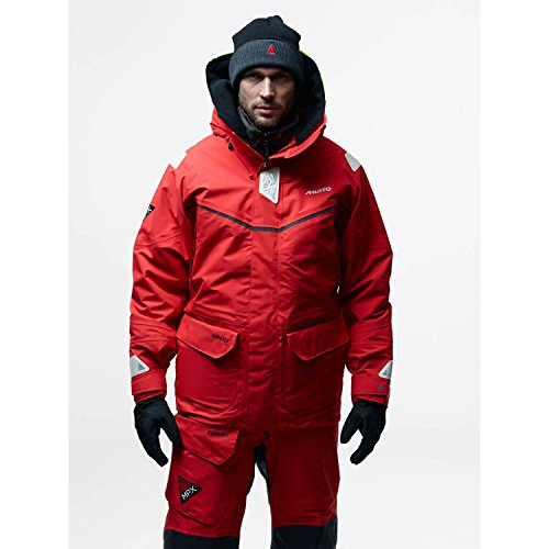 Offshore Musto In Sm1513 Mpx Jacket Red Tqw5aUq