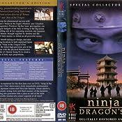 Amazon.com: Ninja in the Dragons Den *Remastered Edition ...