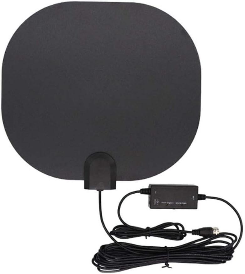 BangHaa Antena HDTV Digital, Amplificado Interior Antena de ...