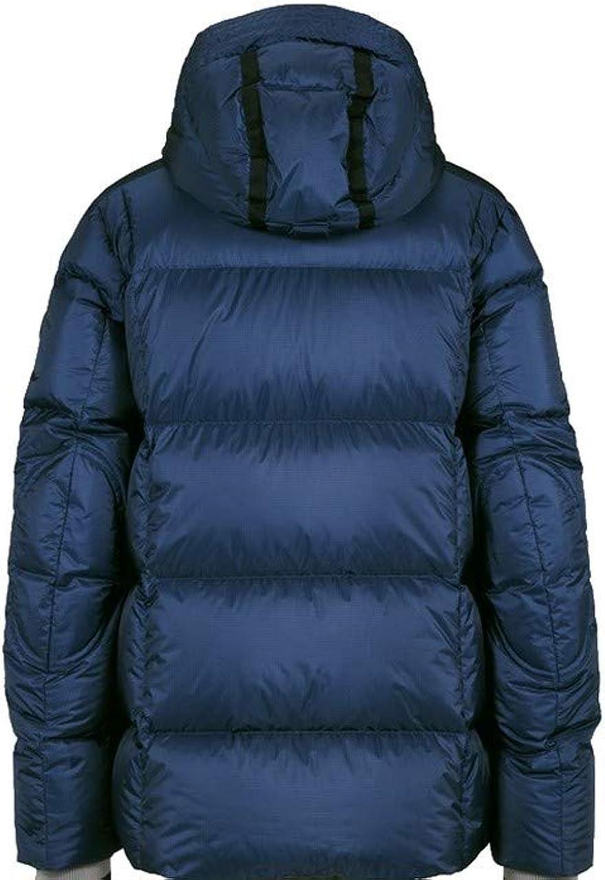 Hooded jacket MIRI GOES BLUE