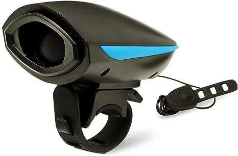 iDreameme Electric Ultra Fuerte Alarma Bici Cuernos, Bell De ...