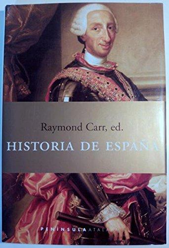 Historia de España: Amazon.es: CARR , Raymond (Ed) : Libros
