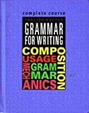 Grammar for Writing, Complete Course, William H. Sadlier Staff, 0821503626
