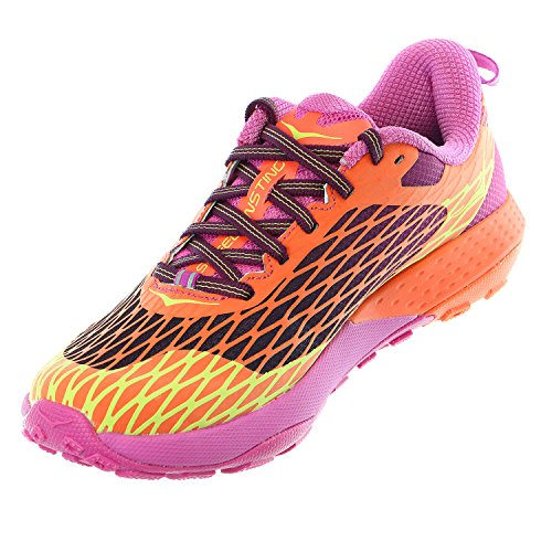 W SPEED INSTINCT (NEON CORAL / PLUM) NCPL 37 1-3