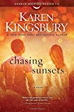 img - for Chasing Sunsets: A Novel (Angels Walking) book / textbook / text book