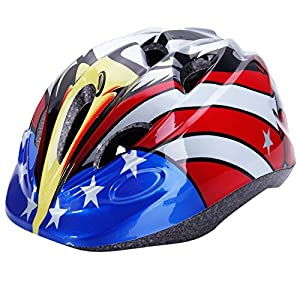 Dostar Kids Bike Helmet Adjustable Helmet Cycling