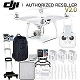 DJI Phantom 4 Pro V2.0/Version 2.0 Quadcopter Ultimate Travel Pro Backpack Bundle