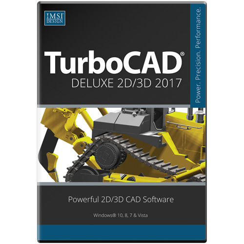 TurboCAD Deluxe 2017 [Download]