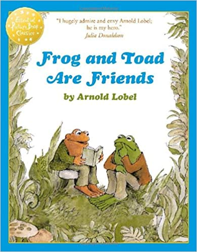 Frog and Toad (série d'Arnold Nobel)