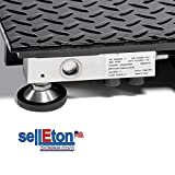 SellEton Non-NTEP Floor Scales, Accurate Pallet