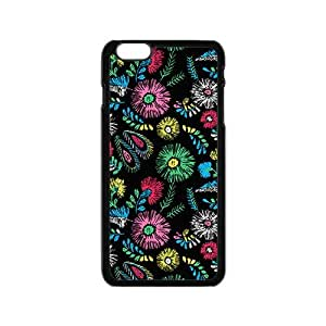 The Colorful Flying Leaves Hight Quality Plastic Case for Iphone 6