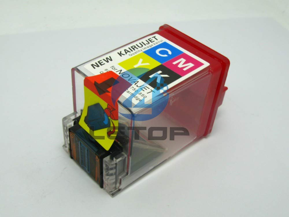 Printer Parts Novajet 750 Inkjet Printer CMYK Yoton by Yoton (Image #3)