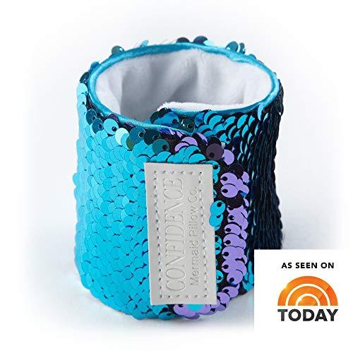 The Original Magic Confidence Mermaid Bracelet W/Reversible Sequins & Velvet Lining