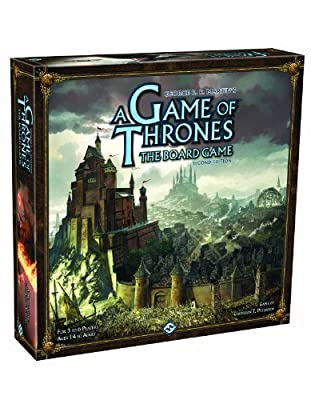 A Game Of Thrones The Board Game Secondedition by Fantasy Flight Pub Inc
