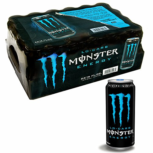 monster 24 energy low carb - 2