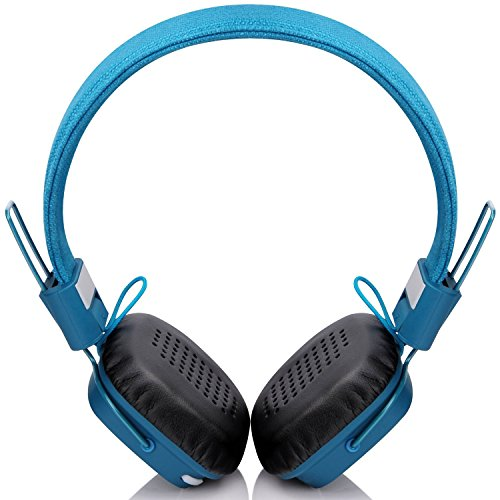 Outdoor Tech OT1400-T Privates Over-the-Ear Headphones Turquoise