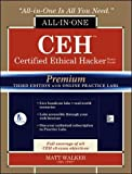 img - for CEH Certified Ethical Hacker All-in-One Exam Guide, Premium Third Edition with Online Practice Labs book / textbook / text book