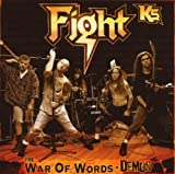 Fight (K5): The War of Words Demos (Starring Rob Halford) (Audio CD)