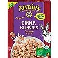 Annie's Organic, Gluten Free, Cinnabunnies Cinnamon Cereal