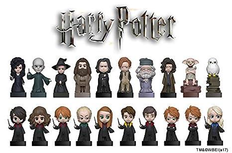 2017 Collezione 20 Personaggi Completa Potter Harry Wizzis Esselunga kuiXTOPZ