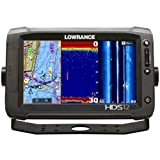 Lowrance 000-10777-001 HDS-12 Gen2 Touch with 12-Inch LCD Touchscreen, Multi-Function Display, Built-In Sounder and 50/200KHz Transducer